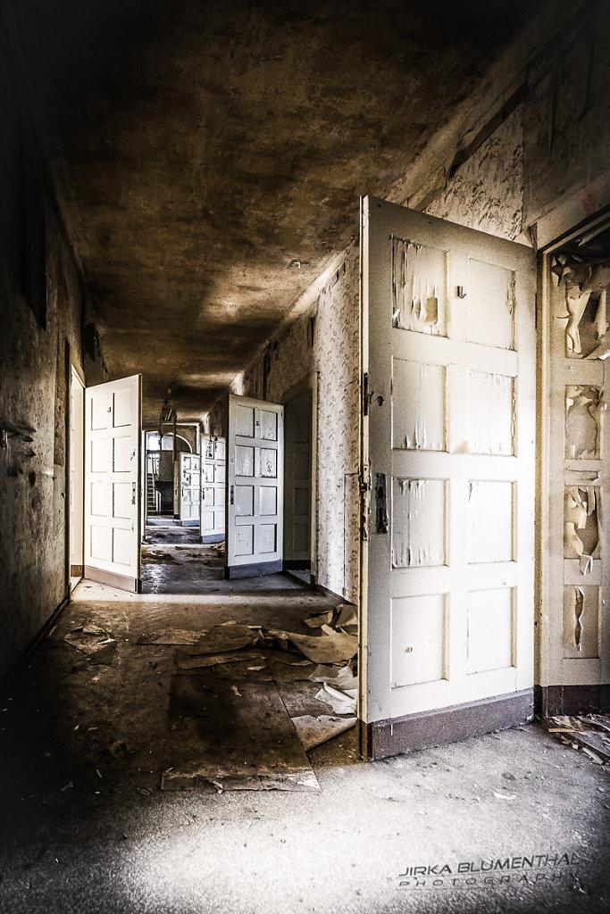 Im Sanatorium #1