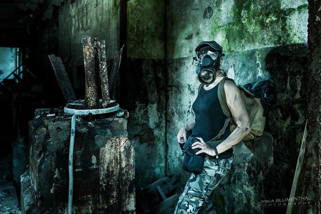 Forced Masquerade #8